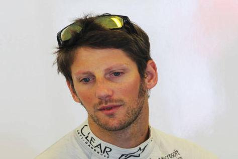Romain Grosjean ist gedanklich auch im Urlaub bei der Formel 1
