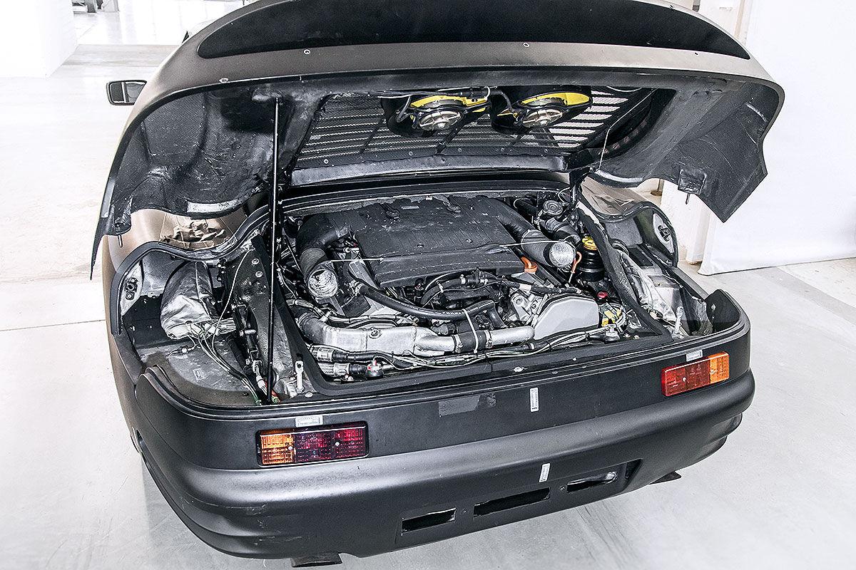 Porsche-Prototypen der 60er bis 80er