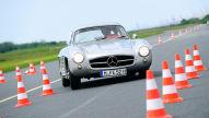 Legend�re Reihensechszylinder: Mercedes 300 SL