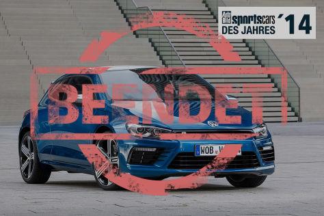 Wählen Sie die Sportscars des Jahres 2013