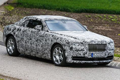 Rolls-Royce Wraith Drophead Coupé