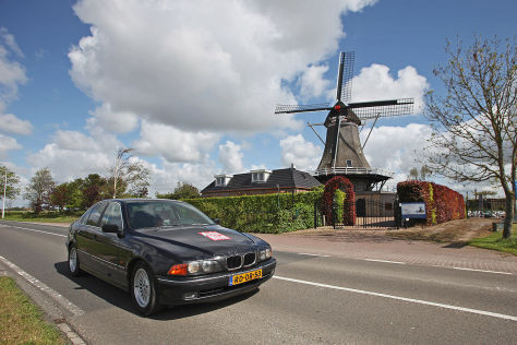 BMW 5er (E39): Dauertest