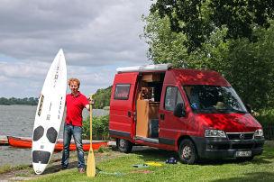 Ein Camper f�r 12.000 Euro