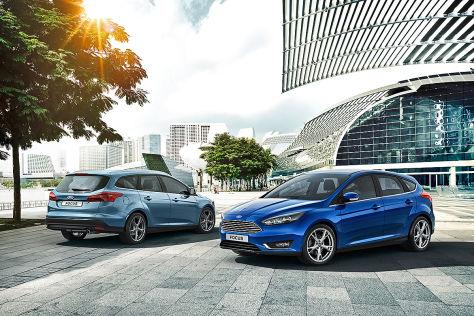 Ford Focus: Preise