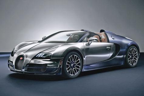 Bugatti Veyron Ettore Bugatti: Pebble Beach 2014