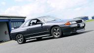 Reihensechszylinder: Nissan Skyline GT-R R32