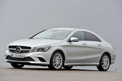 Mercedes CLA und B-Klasse: Rückruf