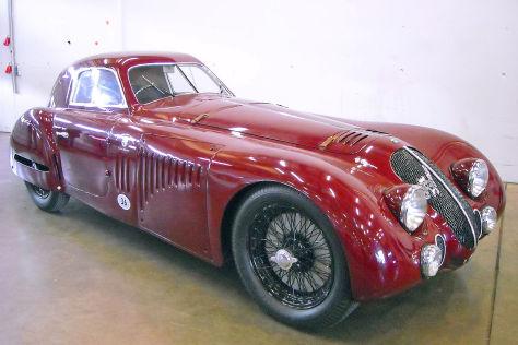 Alfa Romeo-Museum wird wieder eröffnet