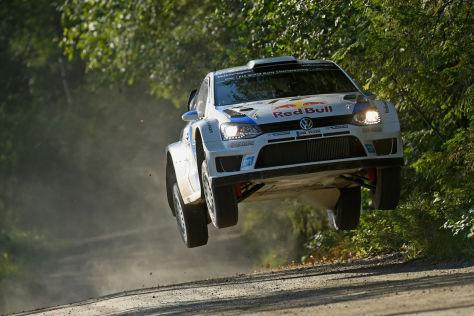 Die Rallye-WM zu Gast in Deutschland