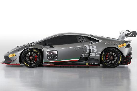 Lamborghini Huracán Super Trofeo: Pebble Beach