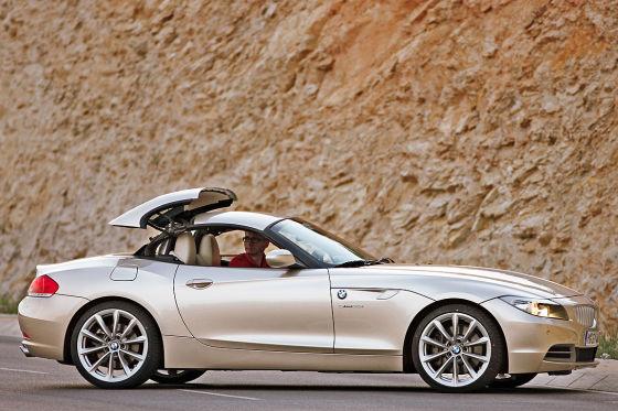 Das wird der neue BMW Z4