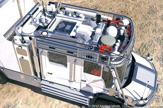 Reisemobil-Wahnsinn auf Unimog-Basis