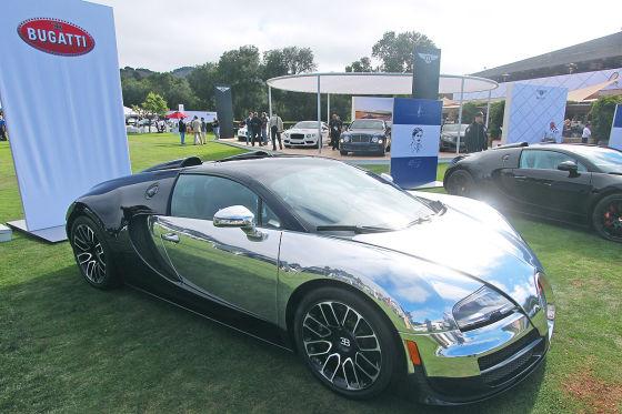 Bugatti Veyron Etoore Bugatti