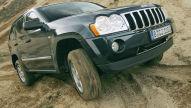 Jeep Grand Cherokee III: Gebrauchtwagen-Test