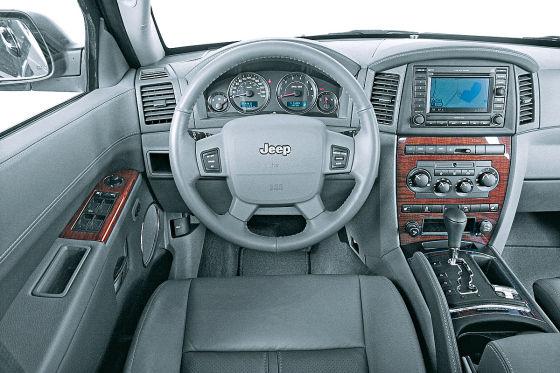 Jeep Grand Cherokee III
