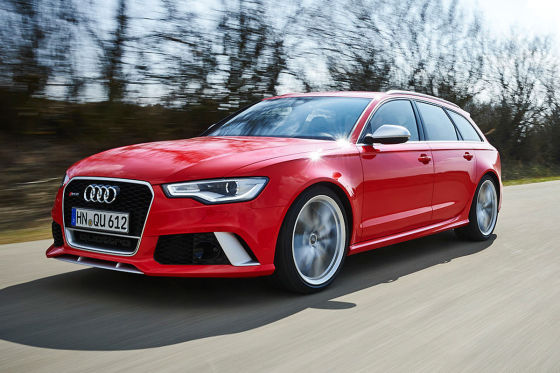 Audi A6 RS6 Avant Performance