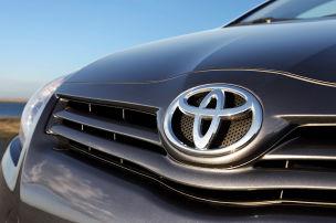 Und wo ist Toyota?