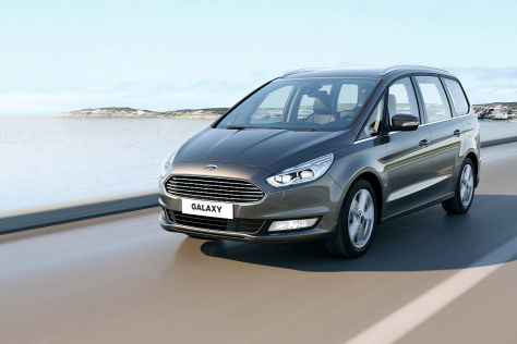 Ford Galaxy (2015, Illustration)