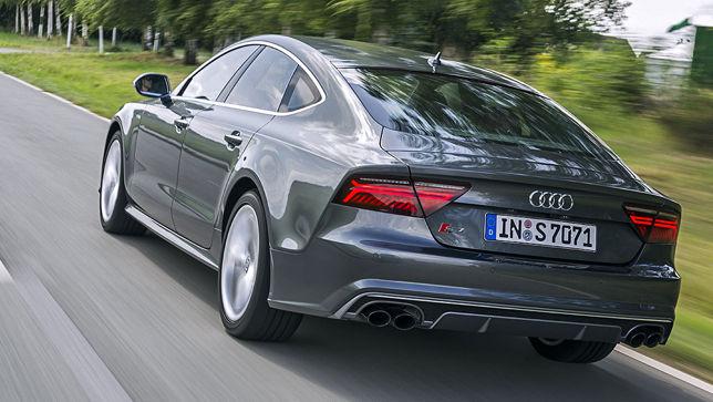 Video Audi S7 2014 Autobild De