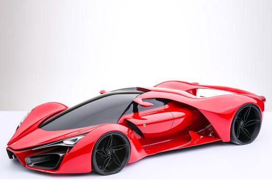 Ferrari F80 Concept: Vorstellung - autobild.de