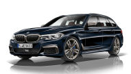 BMW M550d Touring (2017): Vorstellung
