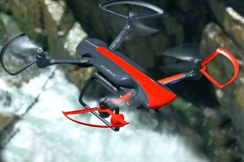 Sky Rider Drone von Pininfarina