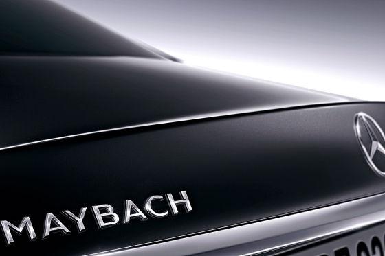 Mercedes S-Klasse Maybach