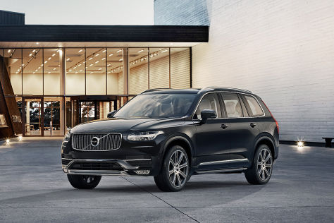 volvo xc90 auf dem pariser salon preise. Black Bedroom Furniture Sets. Home Design Ideas