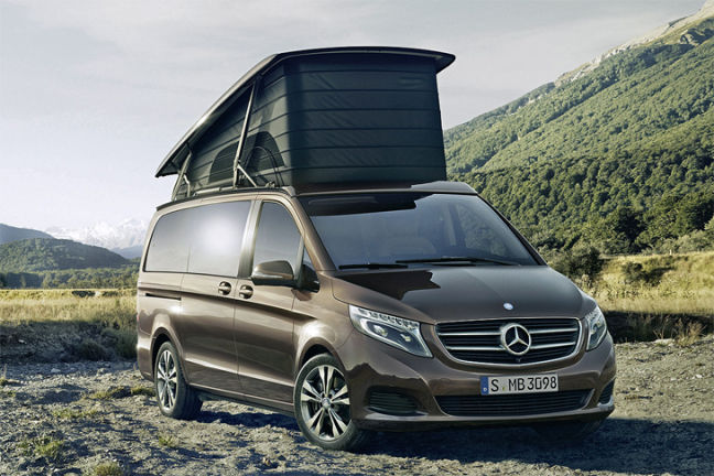 Video mercedes marco polo 2014 for Mercedes benz of southern california