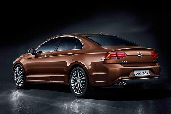 Luxus-Jetta für China