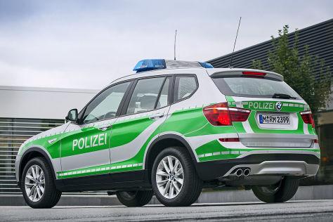 BMW X5 SEcurity Plus mit Einschusslöchern