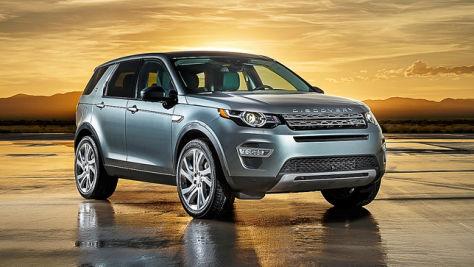 news land rover discovery sport autosalon paris 2014