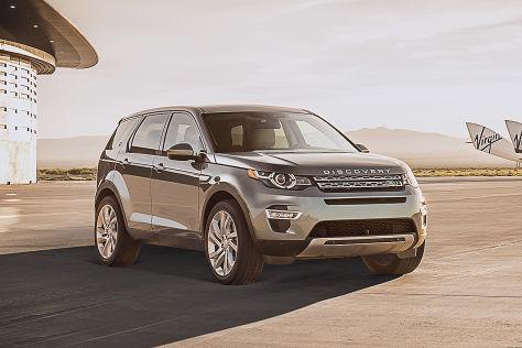 Land Rover Discovery Sport: Autosalon Paris 2014