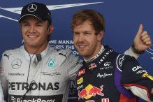 Vettel schl�gt sich auf Rosbergs Seite