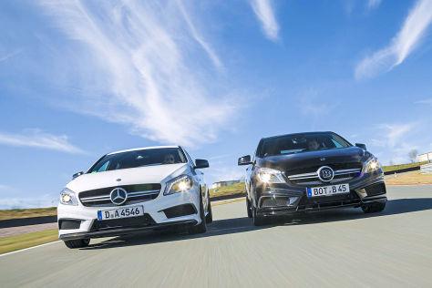 Mercedes MTB A45 AMG Mercedes Brabus A B45 AMG