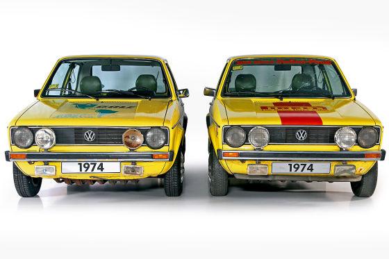 VW Golf I LS (1974)