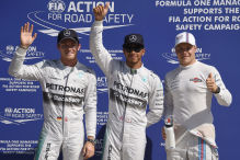 Rosberg in Lauerstellung