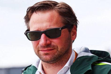 Christijan Albers verlässt den Posten als Teamchef bei Caterham