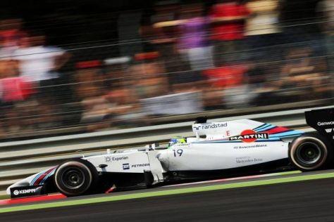 Williams zählt derzeit zu den stärksten Teams der Formel 1