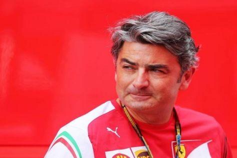 Marco Mattiacci ist beeindruckt von den italienischen Tifosi in Monza