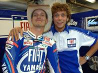 Edwards schw�rmt von der Yamaha-Zeit mit Rossi