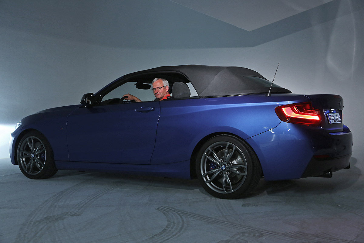 bmw 2er cabrio sitzprobe bilder. Black Bedroom Furniture Sets. Home Design Ideas