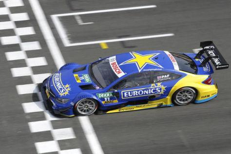 Mercedes setzt beim vorletzten Rennen in Zandvoort erstmals neues Material ein
