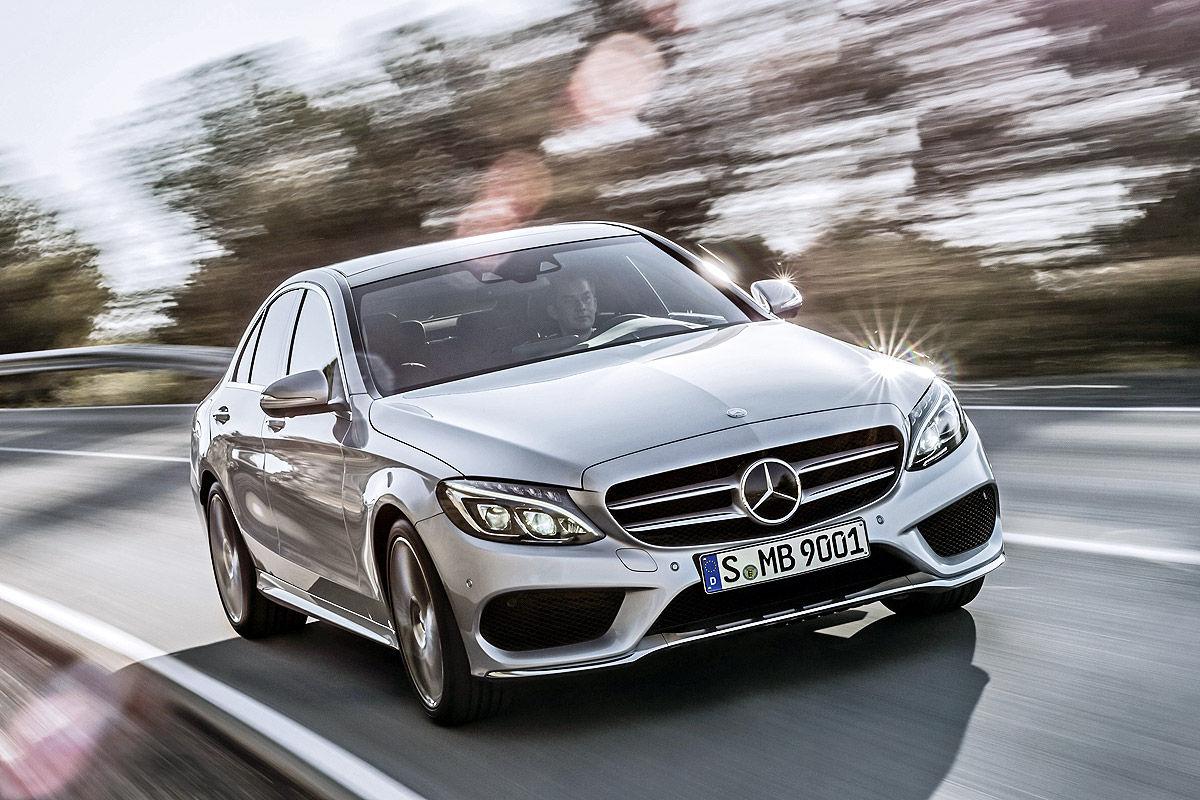Kaufberatung Mercedes C Klasse Bilder autobild