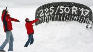 Winterreifen-Test 2014: 225/50 R 17