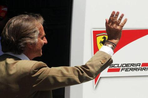Abschied nehmen: Luca di Montezemolo hört auf als Präsident von Ferrari