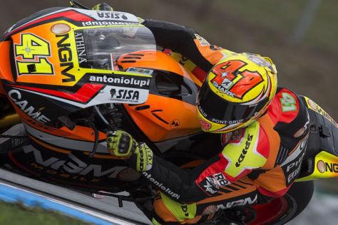 Forward-Pilot Aleix Espargaro möchte Platz sechs in der Fahrerwertung halten