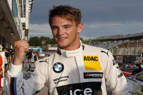 Der Klassenprimus der DTM-Saison 2014: Marco Wittmann ist auf dem Weg zum Titel