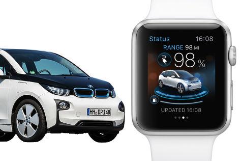 BMW i3 auf der CES 2014