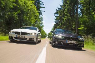Zwei starke BMW 435i